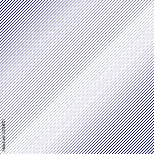 Fototapeta Abstract Black Diagonal Striped Background .  straight lines texture obraz na płótnie
