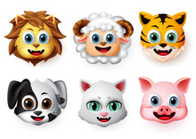 Emojis And Emoticons Animal Ha...