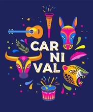 Carnaval De Barranquilla, Colo...