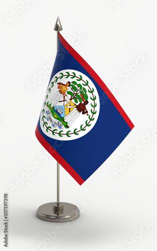 Belize flag Wallpaper Mural