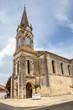 Château d'Oléron. Eglise Notre-Dame de l'Assomption. Charente-Maritime. Nouvelle-Aquitaine