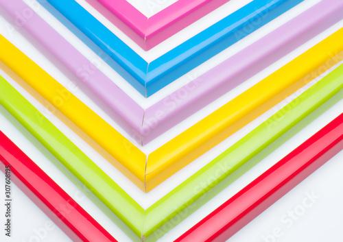 Photo  Gama de colores básicos y complementarios