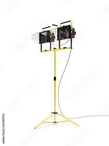 Obraz Portable halogen light - fototapety do salonu