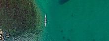 Aerial Drone Top Panoramic Vie...