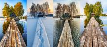 Four Seasons Of A Fabulous Hou...