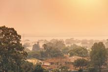 Australian Bushfire: Smoke Fro...