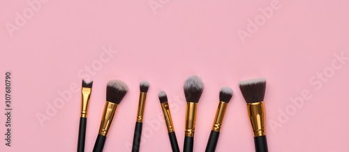 Canvastavla  Fashion cosmetic makeup Set