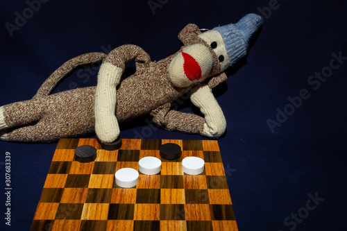 Studio - Sock Monkey 0013