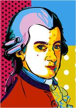 Classic Musician Mozart