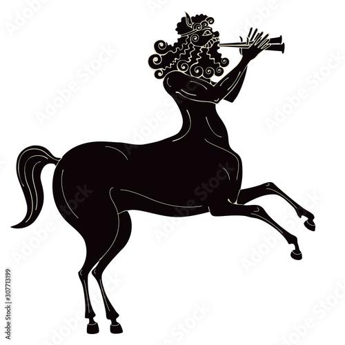 Ancient greece mythology Canvas Print
