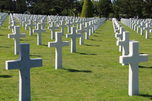 American Military Cemetery In ...
