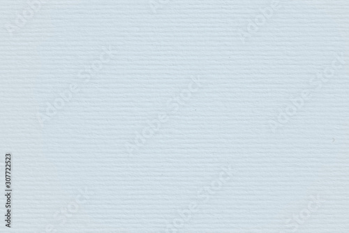 Fototapeta White / light blue structured paper with horizontal lines texture obraz