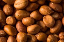 Raw Brown Organic Spanish Peanuts