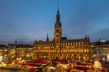 Hamburg At Christmas - Christm...