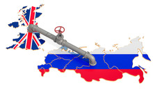 Russia-Great Britain Gas Pipel...