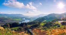Panoramic View Of Newry Area F...