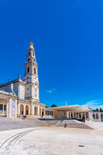 Famous Sanctuary Of Fatima In ...
