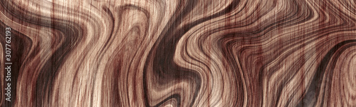 Dark brown wood texture background / wood texture with natural pattern backdrop.