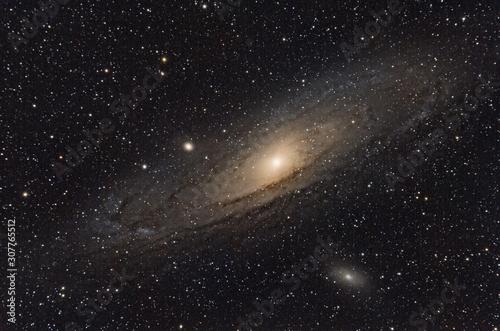 Galassia di Andromeda Wallpaper Mural