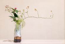 Oriental Style Flower Arrangem...