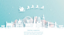 Christmas Card With Travel To ...