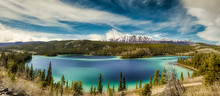 Panorama Of Emerald Lake, It I...