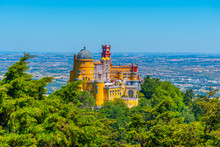 National Palace Of Pena Near S...