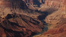 Gorge Of Grand Canyon National...