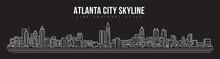 Cityscape Building Panorama Li...