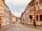Fototapeta Uliczki - old street in Warsaw