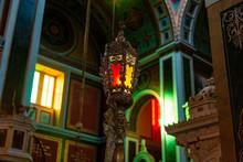 Interior Of Greek Church On Sy...