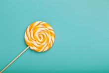 Colorful Round Lollipop, On Mi...