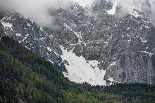 Alpy, Włochy, Jezioro Laghi D...