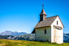 Small Chapel At The European A...