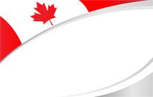Canadian Flag Maple Leaf Symbo...