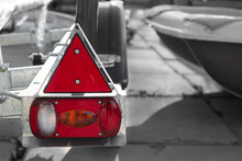 Trailer Taillight. Stop Signal...