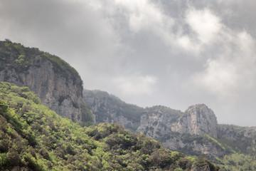 Peaks and Pinnacles in italy