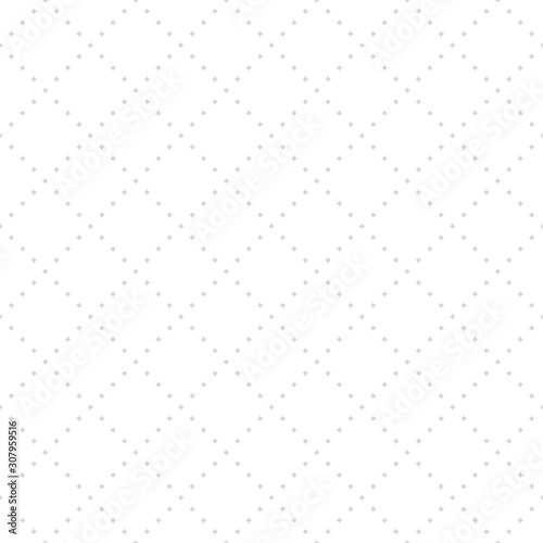 Tapety białe  vector-subtle-seamless-pattern-with-tiny-star-shapes-in-square-grid-abstract-geometric-texture-in-soft-pastel-colors-white-and-beige-gray-minimalist-background-design-for-decor-print-fabric-web
