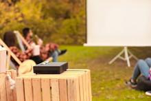 Multimedia DVD Projector In Ou...