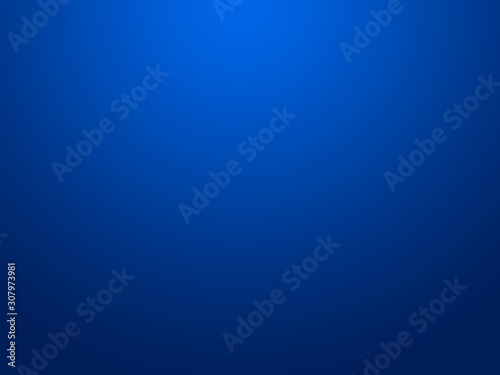 Fototapety, obrazy: Abstract blue background for web design templates, valentine, christmas, product studio room and business report with smooth gradient color.