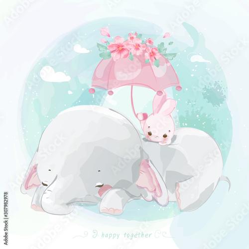 recznie-rysowane-parada-uroczych-zwierzatek