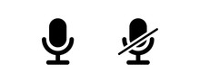 Microphone Icon . Web Icons Or...