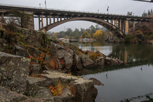 Rainbow Bridge Over American River