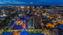 Aerial Images Of Downtown Sacramento