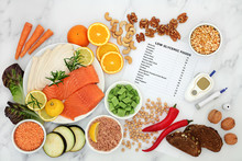 Low Glycemic Food For Diabetic...