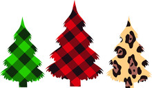 Buffalo, Plaid, Tree, EPS 10, Cheetah, Clip Art, Shirt, Print,