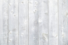 White Wood Texture, Limed Or Whitewashed Rough Wood Planks For Background