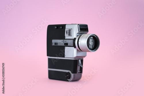 Obraz old film camera - fototapety do salonu