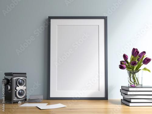 Mockup poster frame - 308039155