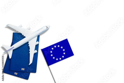 Schengen visa Tapéta, Fotótapéta